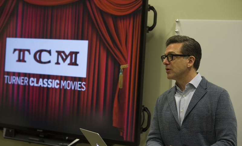 Class allows students to work with professional TV network