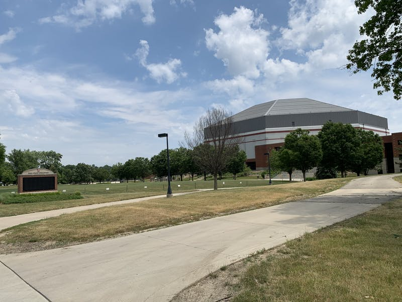 Worthen Arena. Jenna Gorsage, DN