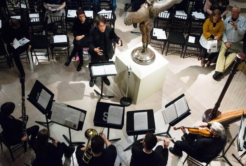 DOMA showcases never-before-seen art, piano performance Thursday