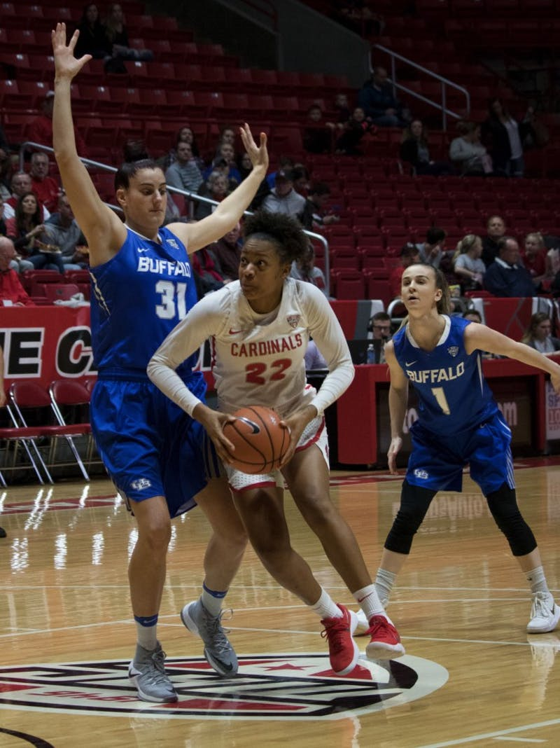 Rockets defense too much for Cardinals