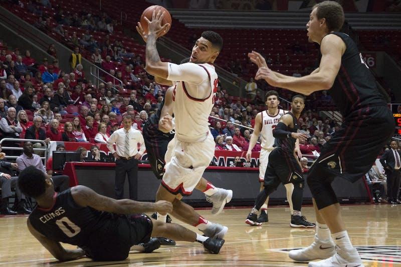 Ball State men's basketball looks for revenge against Bradley