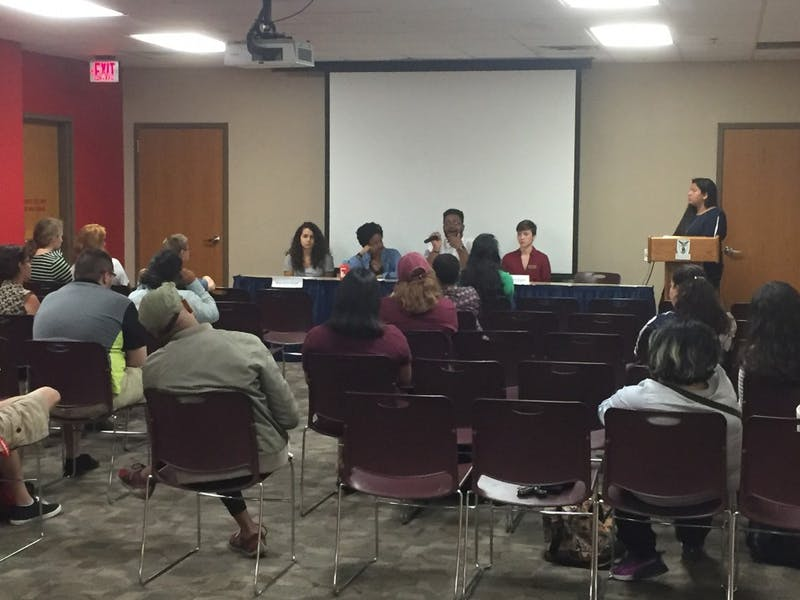 LSU discusses intersectionality, identity