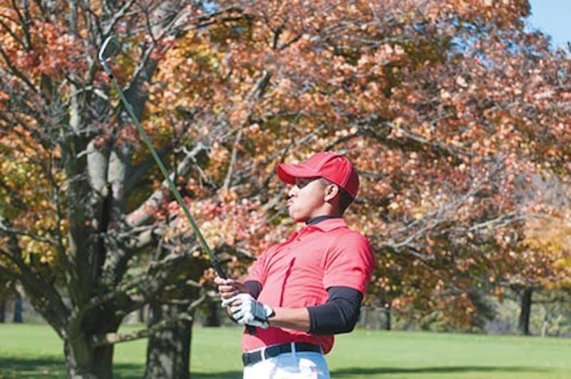 Men's golf prepares for action in Earl Yestingsmeier tournament