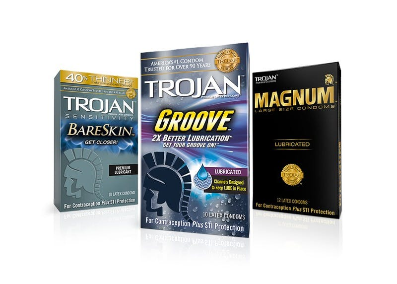 Trojan brand condoms has teamed up with more than 100 schools to help promote consensual sex for National Sexual Awareness Month. Trojan Brands // Photo Courtesy