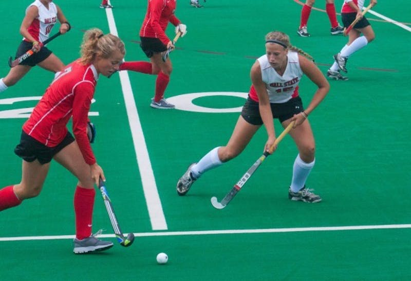 FIELD HOCKEY: Freshmen lead Cardinals to second victory