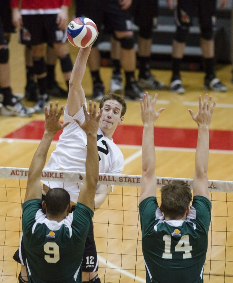 Midwest men's volleyball closing gap against West Coast opponents