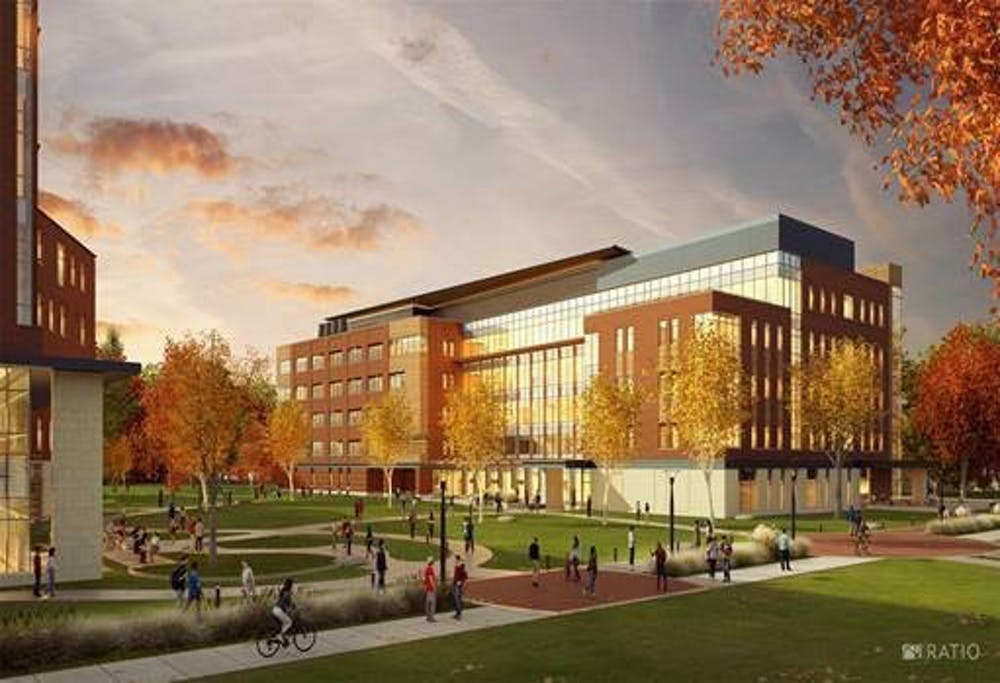 Ball State to break ground for new Foundational Sciences Building