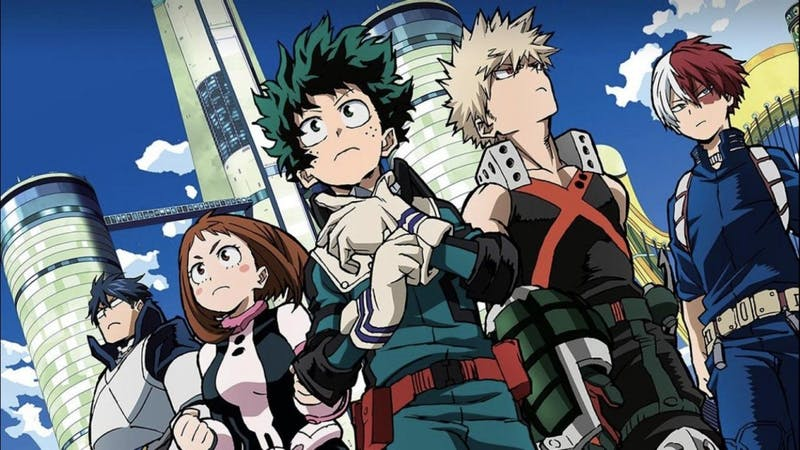 'My Hero Academia: Two Heroes' is an anime movie at its finest