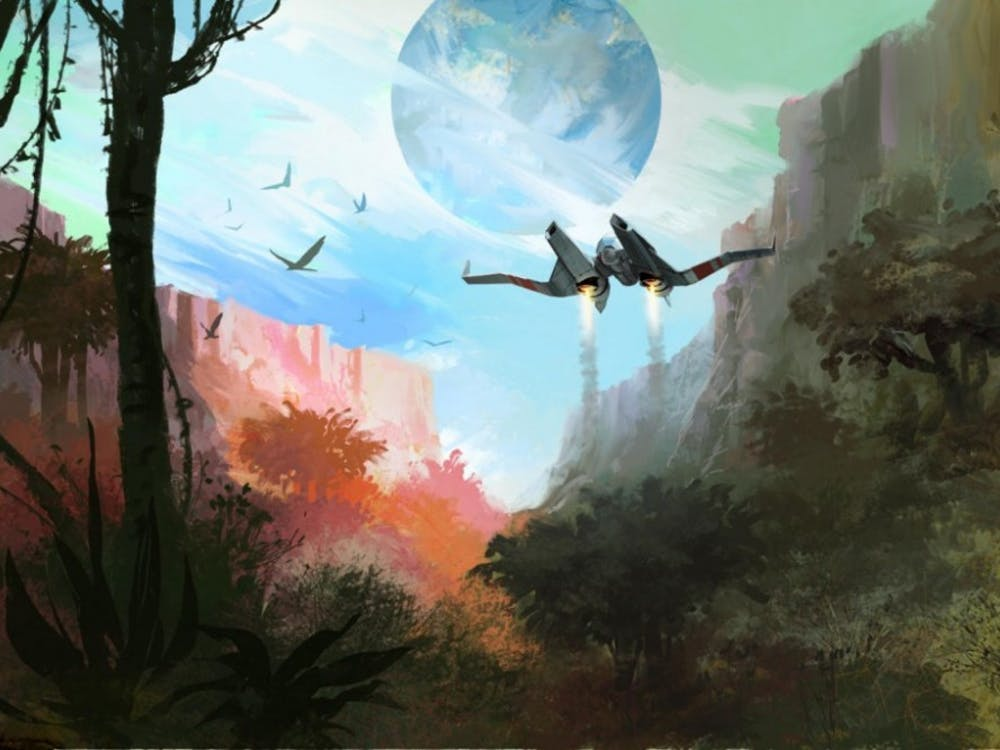 Hello Games is expected to release <em>No Man's Sky</em> in late 2015 or early 2016.
