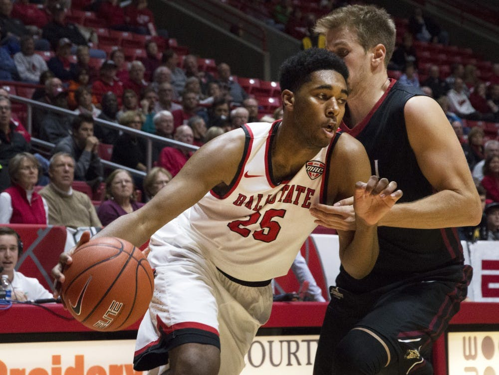 Tahjai Teague embraces role as funny guy for Ball State basketball