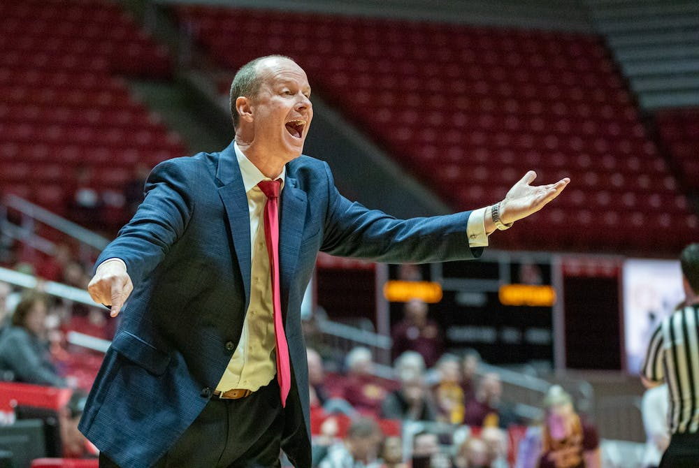 Unforced turnovers, lack of offensive continuity lead to Ball State losing its home opener against IUPUI