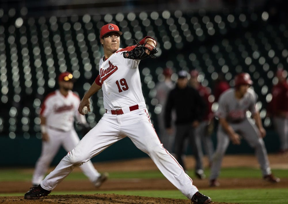 Nicolas, freshmen step up to give Ball State Baseball sweep of Bowling Green