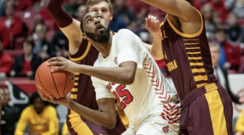 Ball State Mens Basketball player adds to record