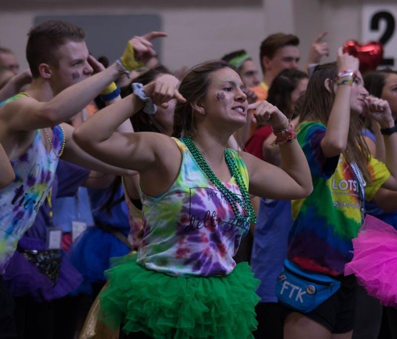 Ball State Dance Marathon raises more than $650,000 for Riley Hospital for Children