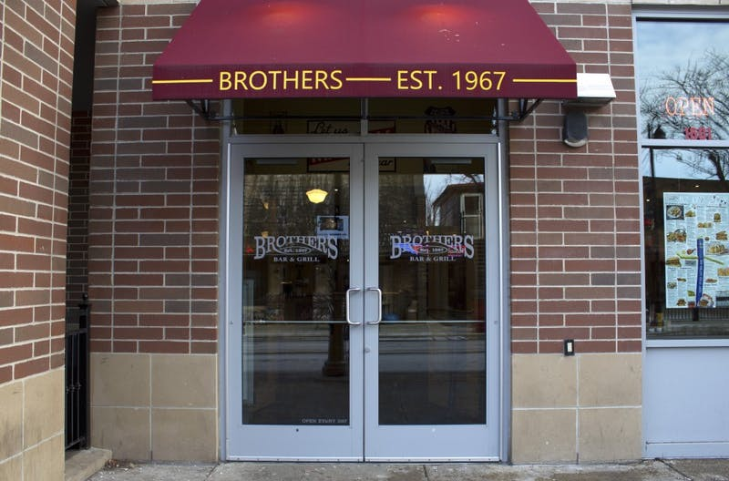 Rumors circulating about Brothers Bar & Grill leaving the Village have been confirmed to be false by general manager Dan Zimmerman. This location, one of more than 20, is very important to the staff because they value the relationship between the business and the students. Grace Ramey // DN