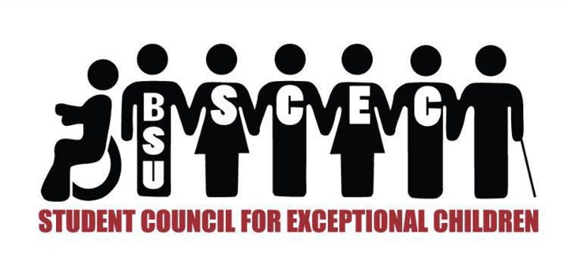 Student Council for Exceptional Children Volunteers Weekly