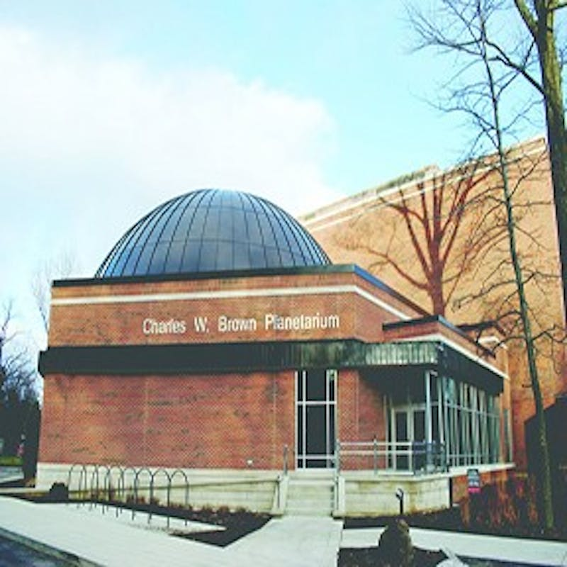 The Charles Brown Planetarium is open to Ball State students, faculty, as well as the public. They offer viewings that take visitors inside outer space to educate them on the solar system, the night sky, and more. Samantha Brammer, DN File