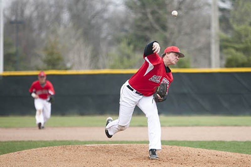 BASEBALL: Ball State's Scott Baker wins Gregg Olson Award