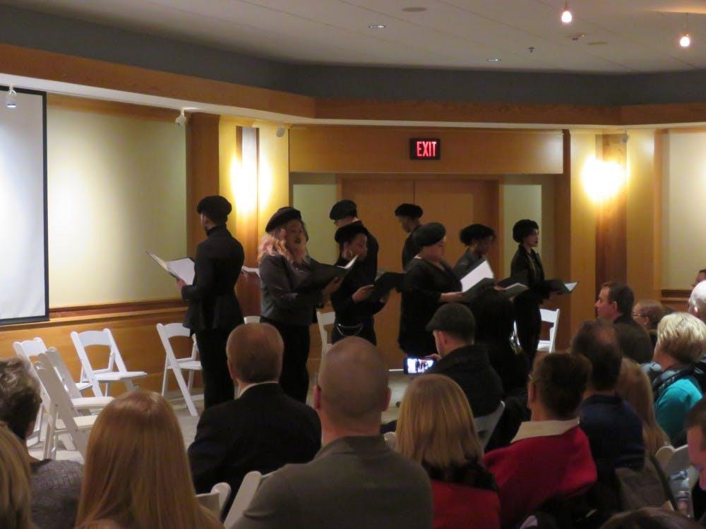 Ball State, Muncie community leaders kick off Black History Month