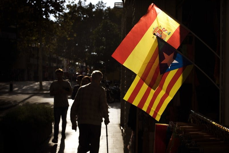 Spain's PM demands clarity from Catalonia on independence