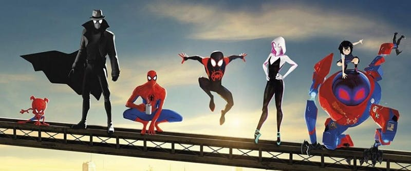 'Spider-Man: Into the Spider-Verse' is a marvelous masterpiece of animated super-heroics