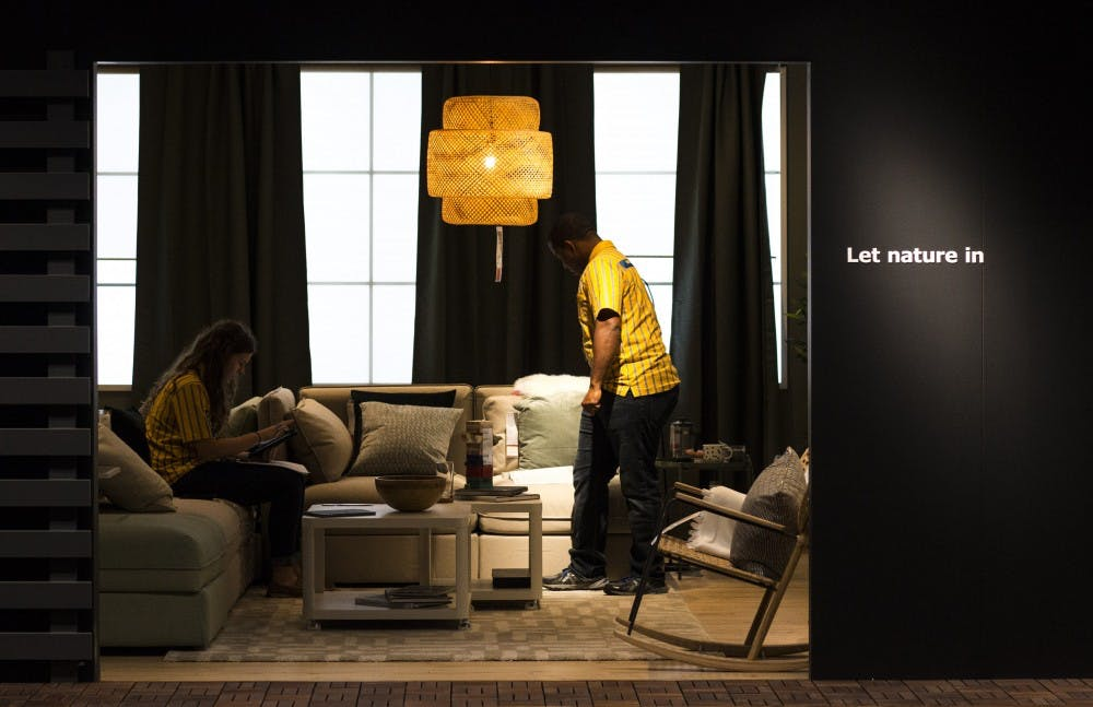 ikea to open in fishers next week ball state daily. Black Bedroom Furniture Sets. Home Design Ideas