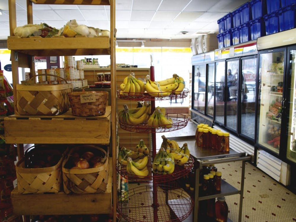 The Downtown Farmstand offers a variety of organic groceries. Organic farmers can drop off their products here and know that they will be sold. DN FILE PHOTO SAMANTHA BRAMMER