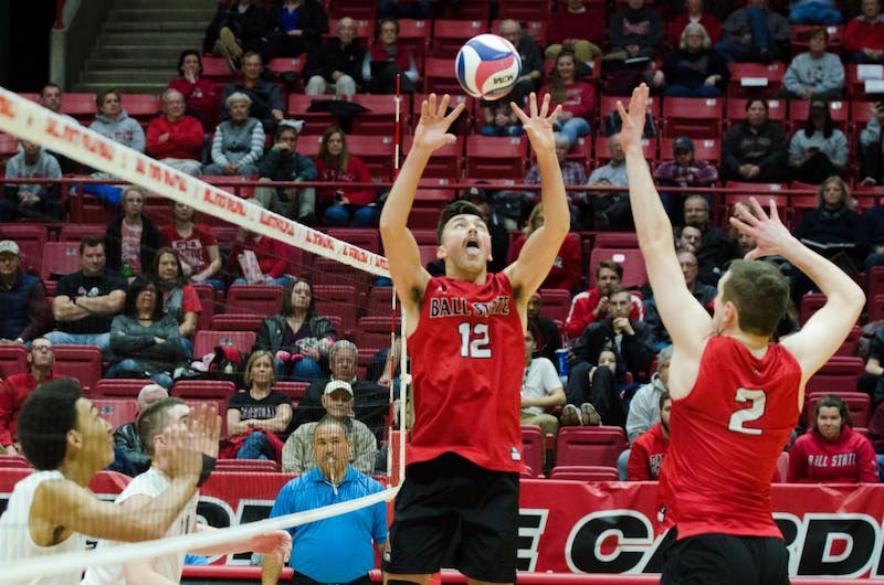Ball State caps momentous weekend with 3-1 win over No. 6 Loyola-Chicago