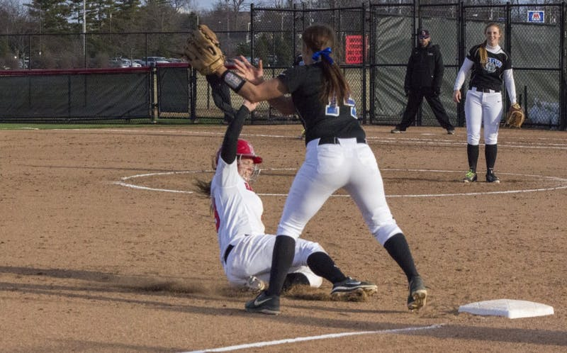 Ball State softball goes 2-3 in opening weekend
