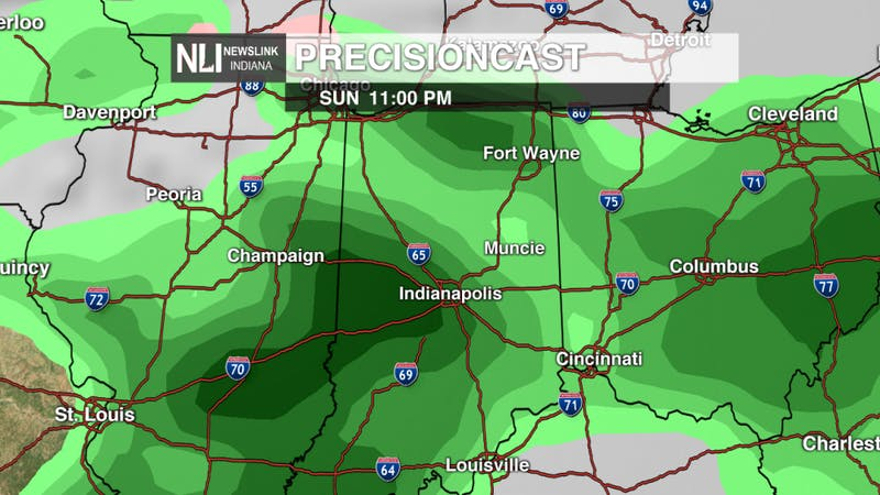 Photo Provided by NewsLink Indiana Weather Team