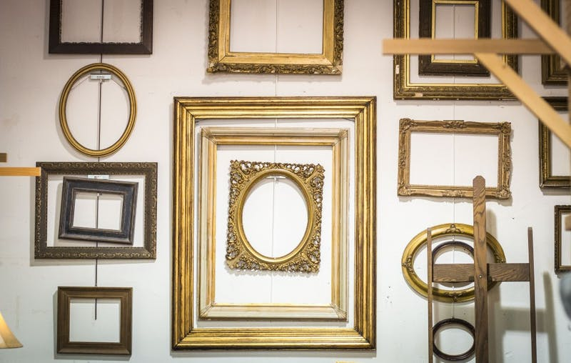 Muncie Origins: Business preserves community's art history through handmade frames