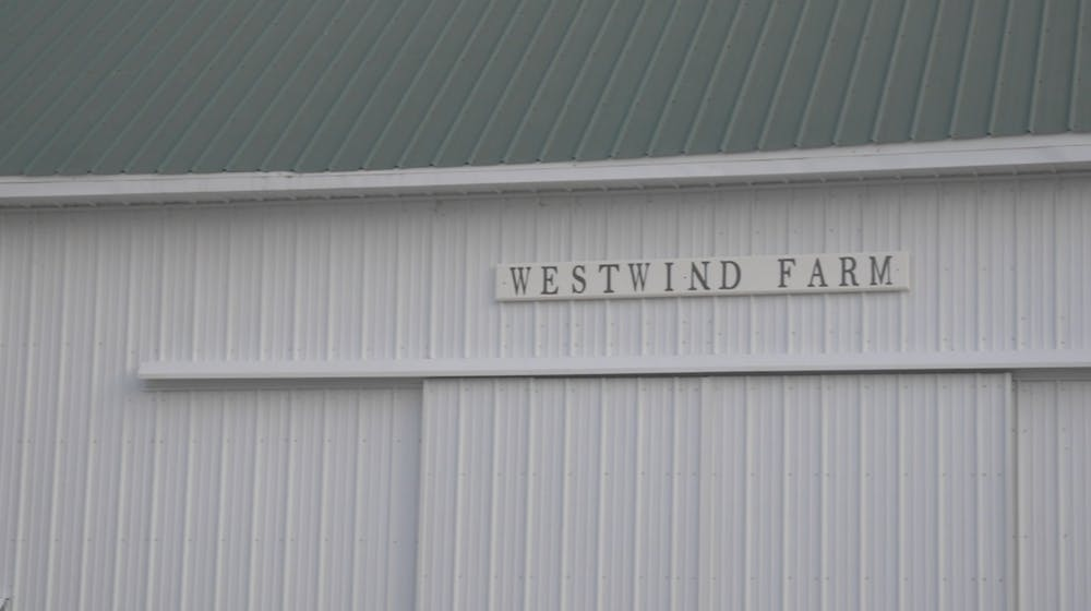 Westwind Farm in Yorktown is open for business during the pandemic on Sept. 13, 2020.