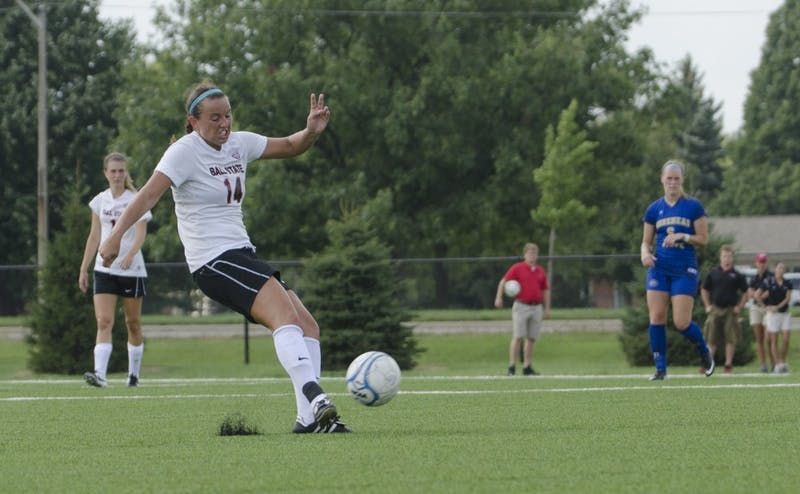 SOCCER: Ball State, Navy play to draw