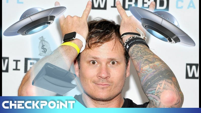 Blink 182's UFO Company $37 Million In Debt | Checkpoint
