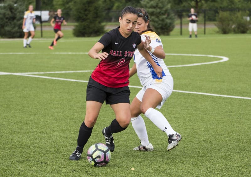 A draw against Central Michigan keeps Soccer on top of the MAC West Division