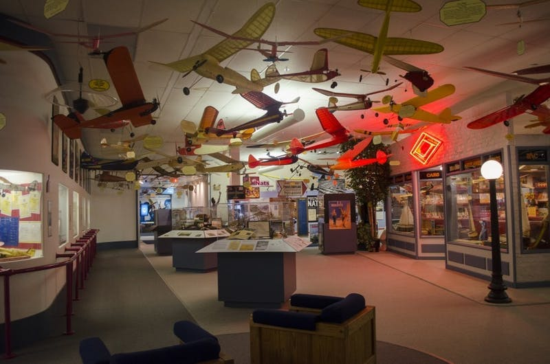 National Model Aviation Museum displays exhibit in honor of Black History Month