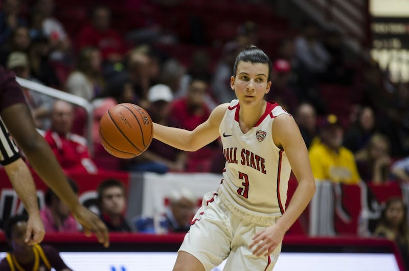 Defense key in Ball State women's basketball victory over Central Michigan