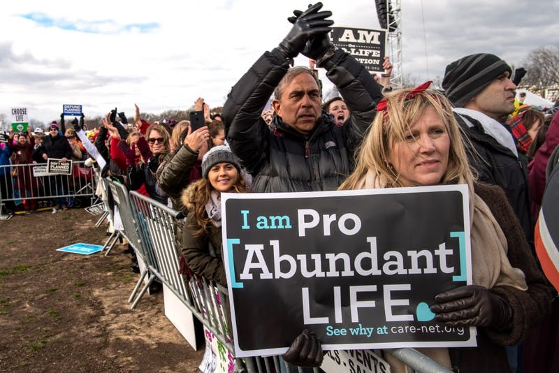 Ball State students join March for Life in Washington, D.C.
