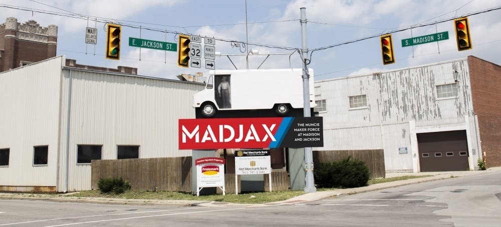 <p>Formerly referred to as Gearbox: Muncie, A Maker Hub, the makerspace project has changed its name to &nbsp;Madjax. <em>PHOTO PROVIDED BY SHELLEY SHEKELL</em></p>