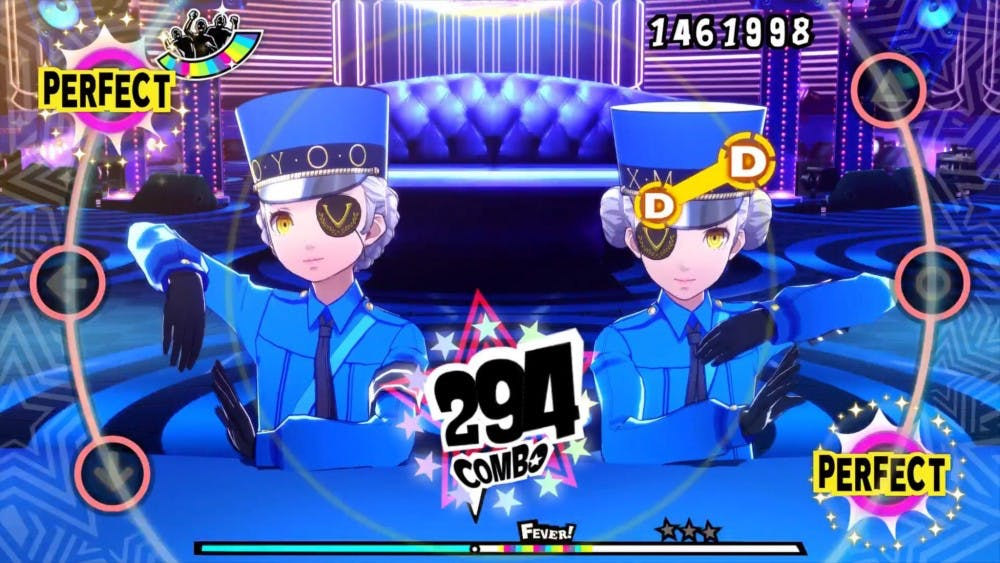 persona 4 dancing all night how to get king crazy