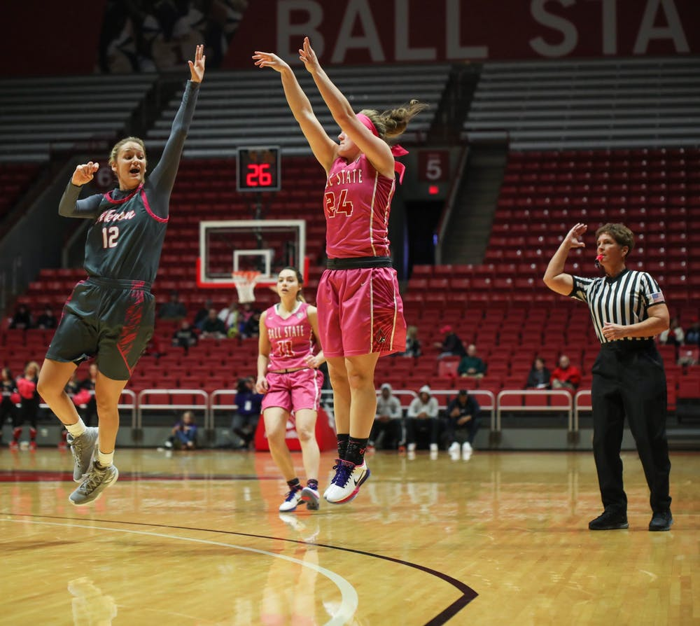 4 takeaways from Ball State Women's Basketball's win at Toledo