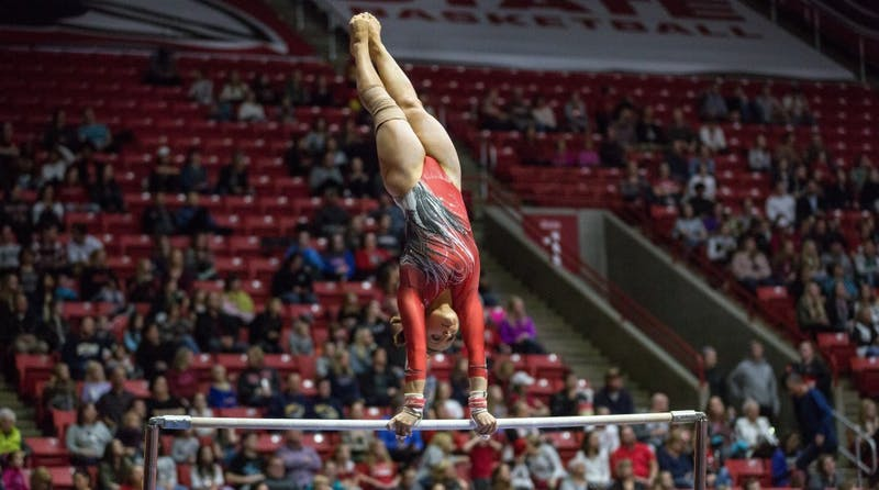Ball State Gymnastics returns home for rematch against Bowling Green