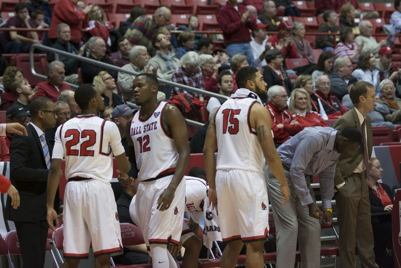 CBS Sports Network airing two Ball State men's basketball games