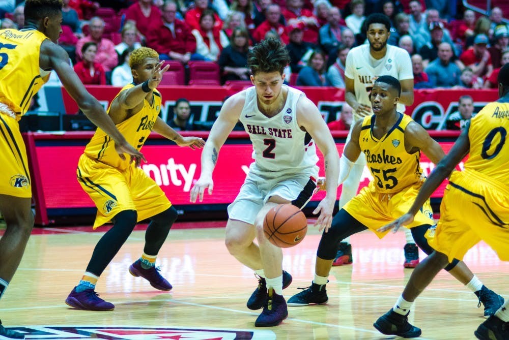 Ball State Men's Basketball survives Appalachian State in overtime
