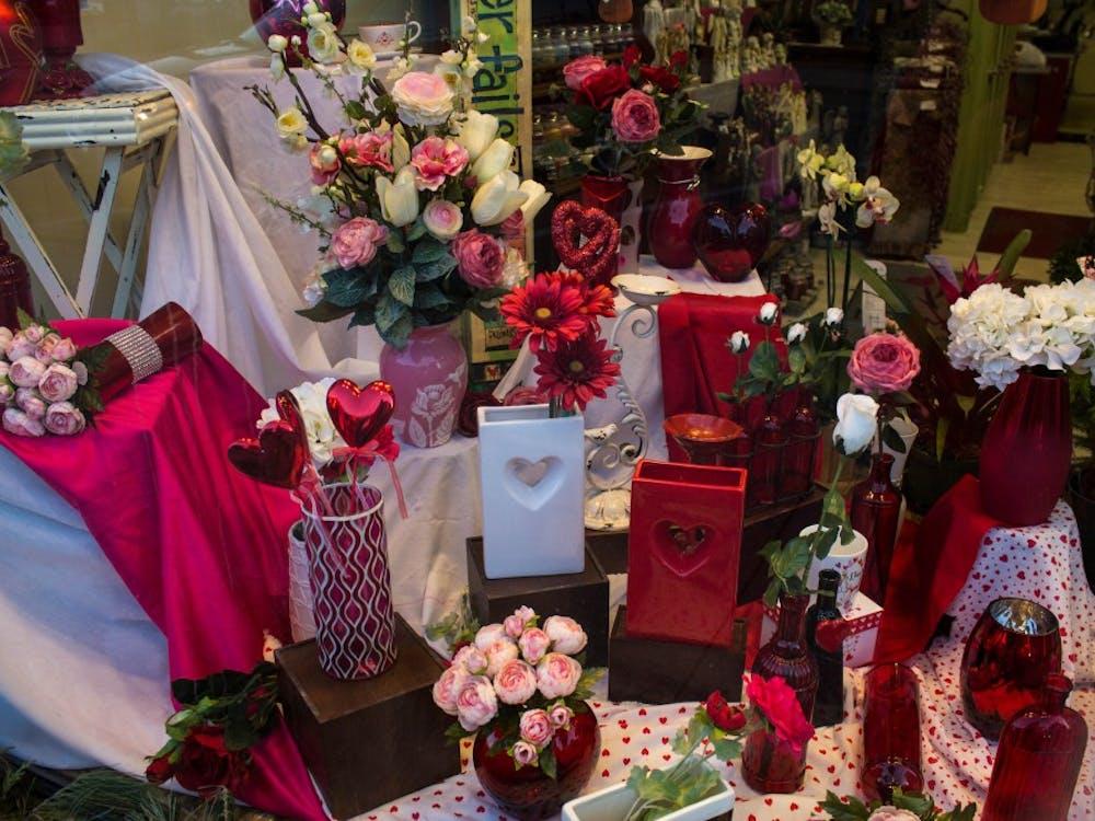 Normandy Flower Shop. Grace Ramey // DN