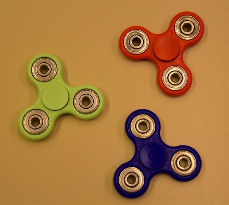 Fidget Spinner craze overshadows actual uses