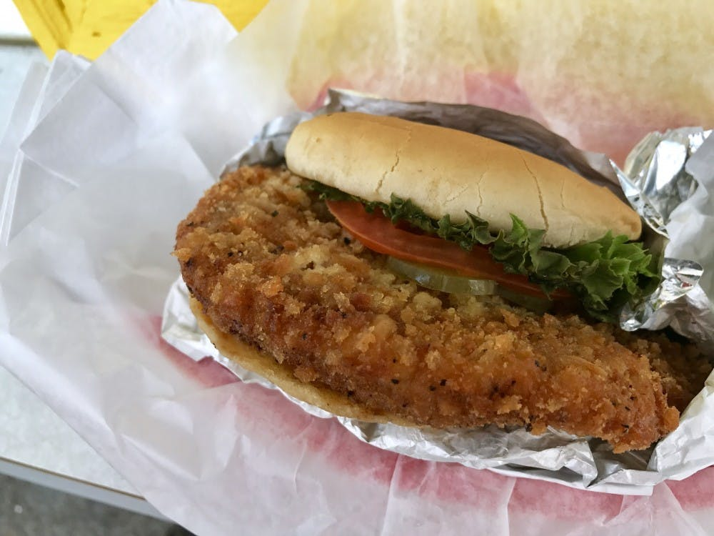 <p>&nbsp;Burkie's is Delaware County's oldest operating restaurant, having been open for every season since 1954.</p>