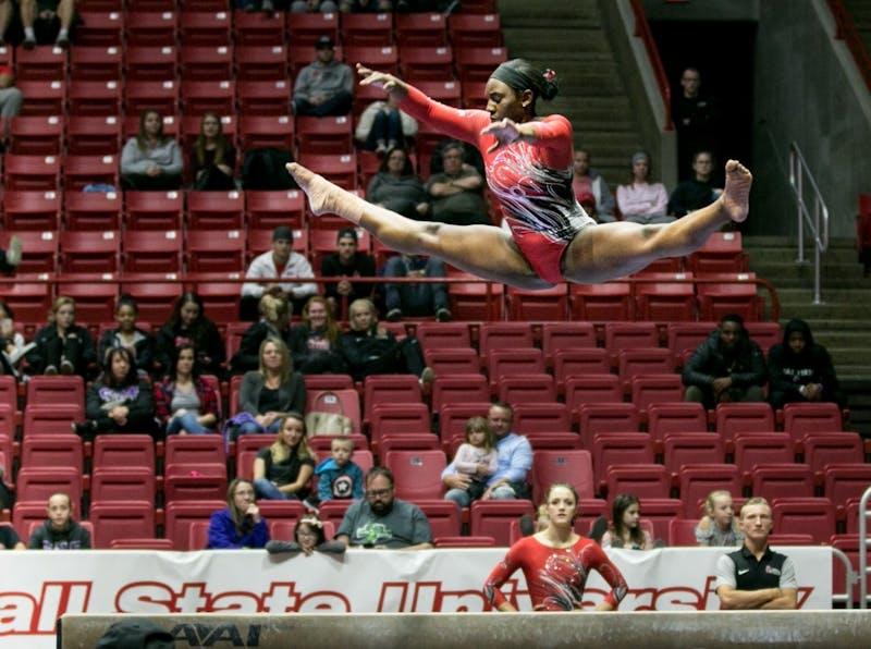 No. 17 Ball State gymnastics heads to D.C. for Lindsay Ferris Invitational