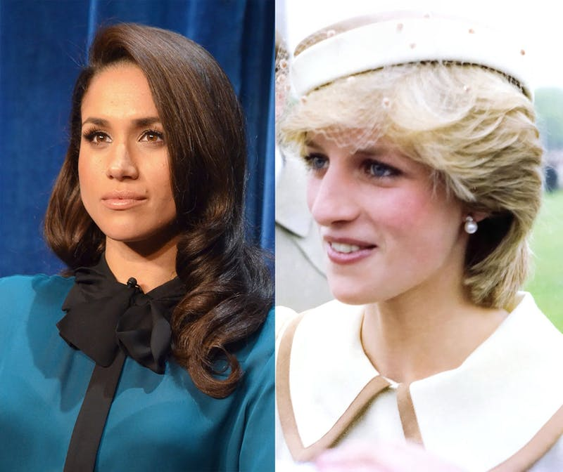 Meghan Markle and her husband, Prince Harry, no longer represent Queen Elizabeth II and decided to take a step back from the royal family January 19, 2020. Lady Diana married Prince Charles in 1981 and she died in a car crash in 1997. Wikimedia Commons, Photo Courtesy, Jaden Whiteman, DN