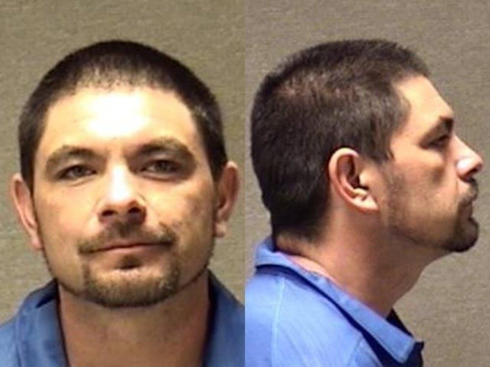 Police arrestedDaniel Len Montero, age 33, early Saturday morning. Muncie Police Department, Photo Provided